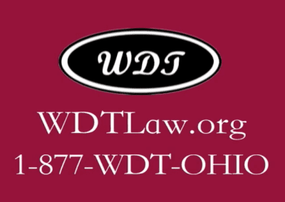 WDT Law offices – Our Attorney's Videos ~ Video Production Columbus Ohio